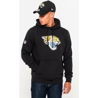 New Era Jacksonville Jaguars NFL Pullover Hoodie Kapuzenpullover Sweatshirt schwarz