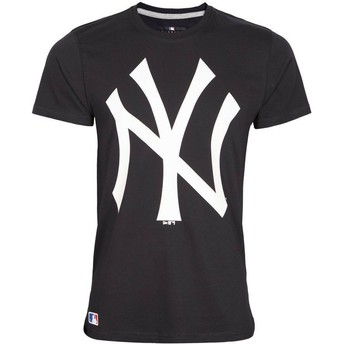 T-shirt à manche courte bleu marine New York Yankees MLB New Era