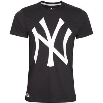 T-shirt à manche courte bleu marine New York Yankees MLB New Era