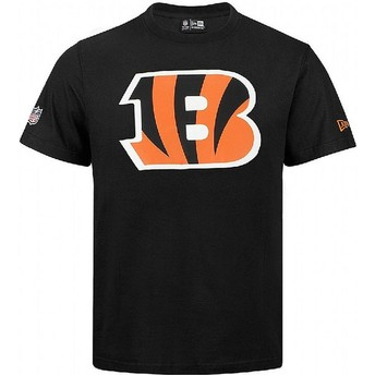 T-shirt à manche courte noir Cincinnati Bengals NFL New Era