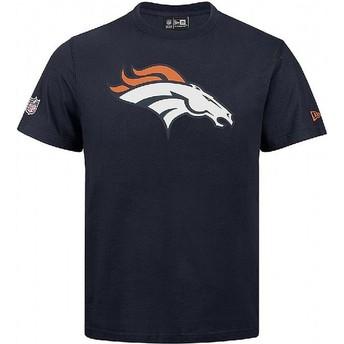 T-shirt à manche courte bleu Denver Broncos NFL New Era