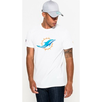 New Era Miami Dolphins NFL T-Shirt weiß