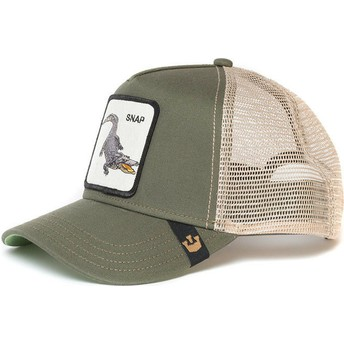 Goorin Bros. Crocodile Snap At Ya Trucker Cap grün