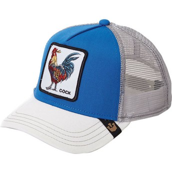 Goorin Bros. Rooster Trucker Cap blau
