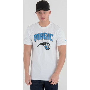 New Era Orlando Magic NBA T-Shirt weiß