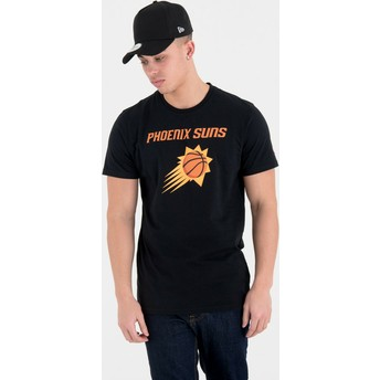 New Era Phoenix Suns NBA T-Shirt schwarz
