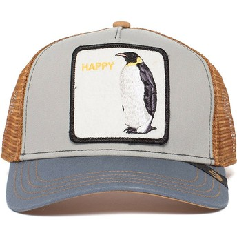 Goorin Bros. Penguin Waddler Trucker Cap grau