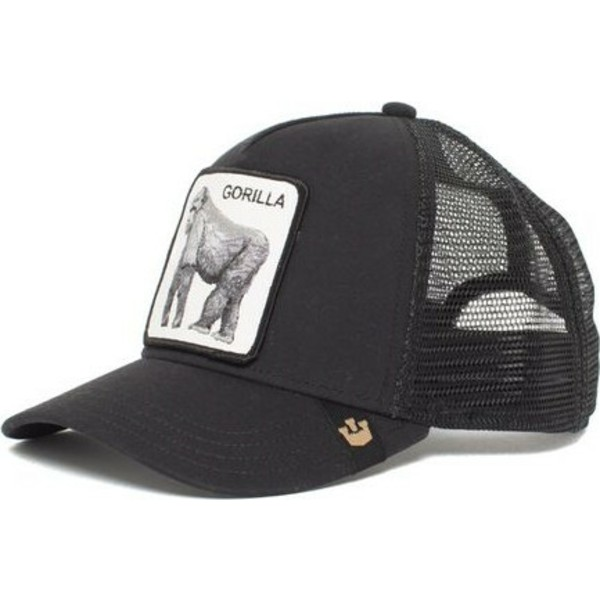 goorin-bros-gorilla-king-of-the-jungle-trucker-cap-schwarz