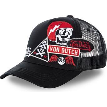 Von Dutch MURPH2 Trucker Cap schwarz