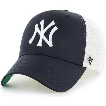 47 Brand Kinder New York Yankees MLB MVP Branson Trucker Cap schwarz