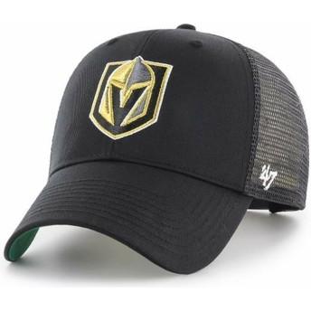 Casquette trucker noire Vegas Golden Knights NHL MVP Branson 47 Brand