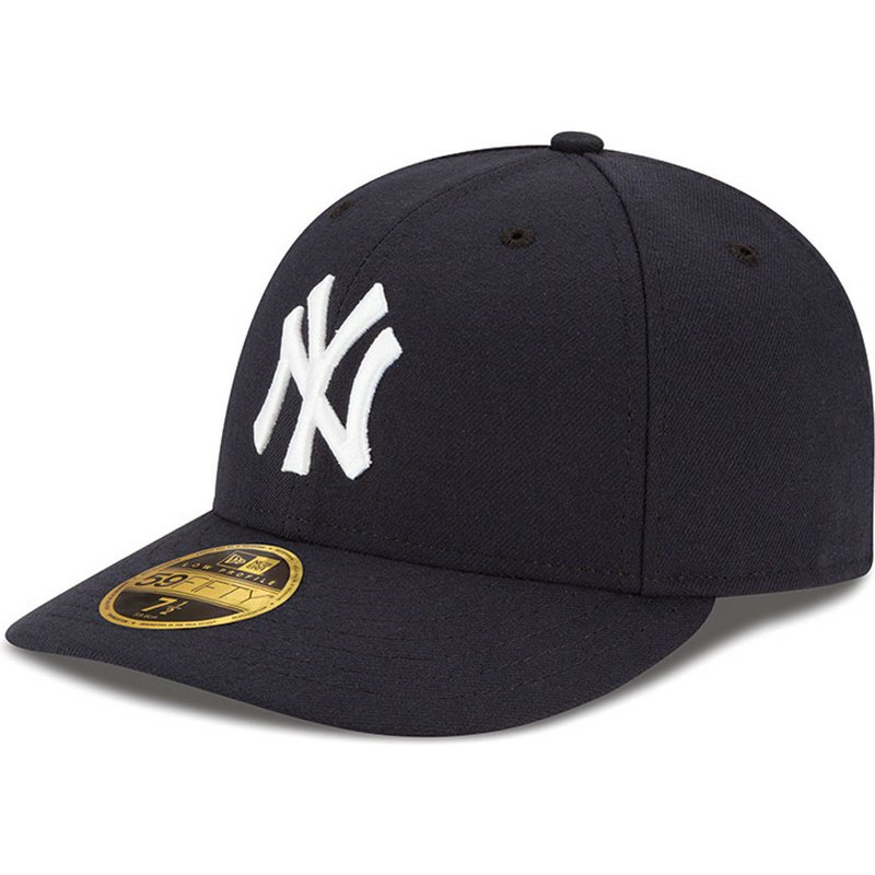 casquette-courbee-bleue-marine-ajustee-59fifty-low-profile-authentic-new-york-yankees-mlb-new-era