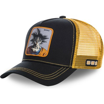 Casquette trucker noire et orange Son Goku GOKB Dragon Ball Capslab