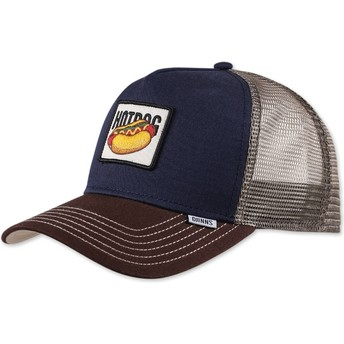 Djinns Food Hot Dog Trucker Cap marineblau