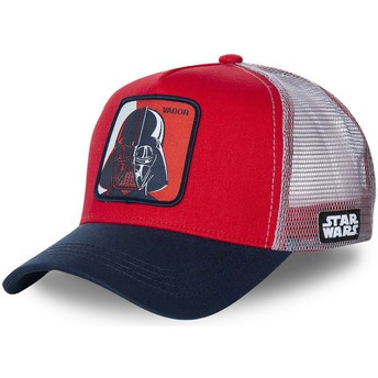 Capslab Darth Vader VAD1 Star Wars Trucker Cap rot