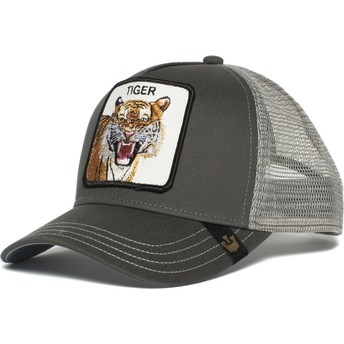 Goorin Bros. Eye of the Tiger Trucker Cap grau