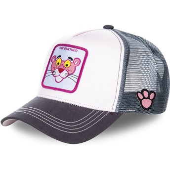 Capslab The Pink Panther PANT1 Trucker Cap pink und grau