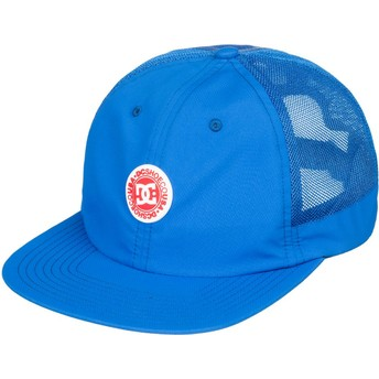 DC Shoes Harsh Pocket Trucker Cap blau