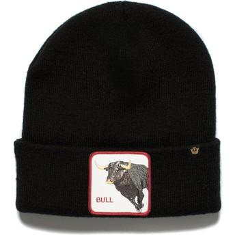 Goorin Bros. Big Bull Beanie Mütze schwarz