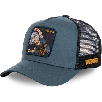 Capslab Trunks Fusion TRK1 Dragon Ball Trucker Cap blau
