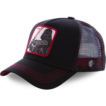 Capslab Darth Vader VAD2 Star Wars Trucker Cap schwarz