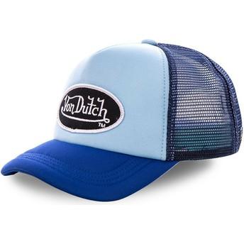 Von Dutch FAO BLU Trucker Cap blau