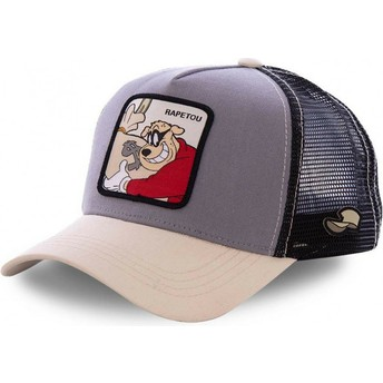 Casquette trucker marron Beagle Boys BEA2 Disney Capslab
