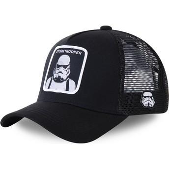 Capslab Stormtrooper BA Star Wars Trucker Cap schwarz