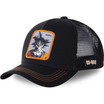 Capslab Son Goku GOKD Dragon Ball Trucker Cap schwarz