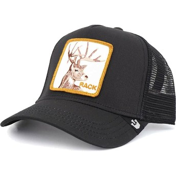 Goorin Bros. Deer Rack It Black Trucker Hat