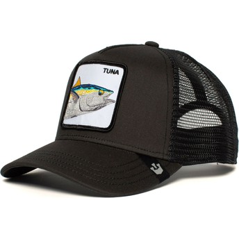 Goorin Bros. Tuna Big Fishy Black Trucker Hat