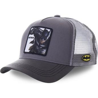 Capslab Batman BTM1 DC Comics Grey Trucker Hat