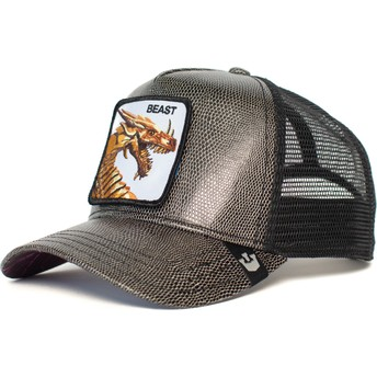 Goorin Bros. Dragon Fire Breather Black Trucker Hat