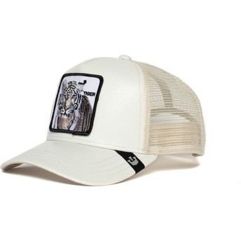 Goorin Bros. Killer Tiger White Trucker Hat