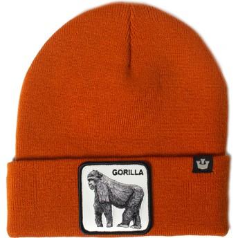 Goorin Bros. Gorilla Beast Mode Orange Beanie