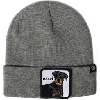 Goorin Bros. Rottweiler Tough Dog Grey Beanie