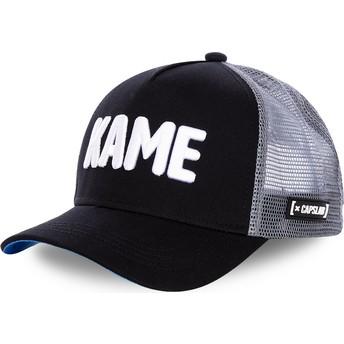 Casquette trucker noire et grise KAME Dragon Ball Capslab