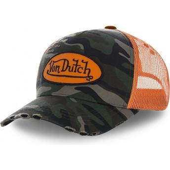 Von Dutch CAMO06 Trucker Cap camo