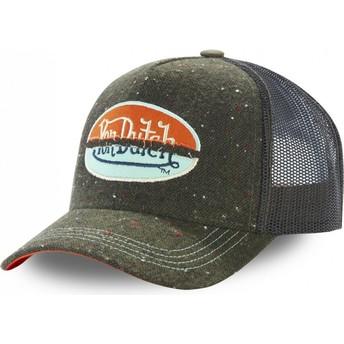 Von Dutch AVON GRE Green Trucker Hat