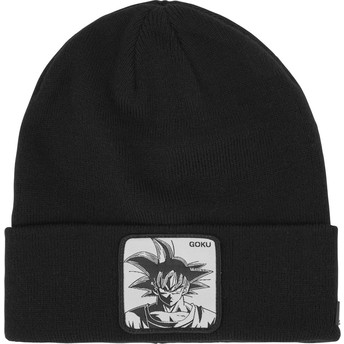 Bonnet noir Son Goku BON GOK2 Dragon Ball Capslab