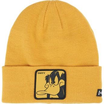 Bonnet jaune Daffy Duck BON DUF1 Looney Tunes Capslab