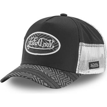 Von Dutch ATRU BLK Black Trucker Hat