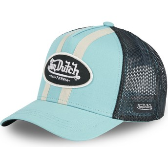 Casquette trucker bleue STRI T Von Dutch