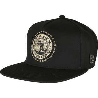 Casquette plate noire snapback WL Can't Stop Me Cayler & Sons