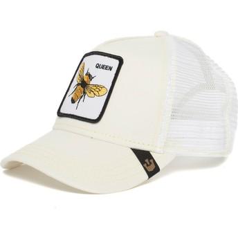 Goorin Bros. Queen Bee Trucker Cap weiß