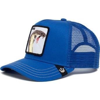 Goorin Bros. Cobra King Biter The Farm Blue Trucker Hat