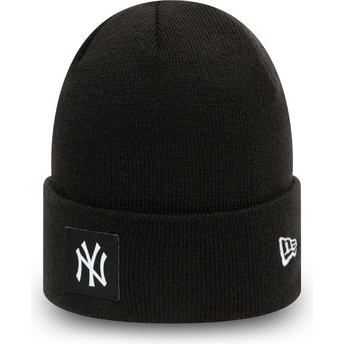Bonnet noir Team Cuff New York Yankees MLB New Era