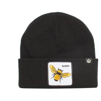 Bonnet noir abeille Queen Buzzed The Farm Goorin Bros.