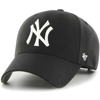 Casquette courbée noire New York Yankees MLB 47 Brand