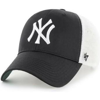 47 Brand MLB New York Yankees Trucker Cap schwarz